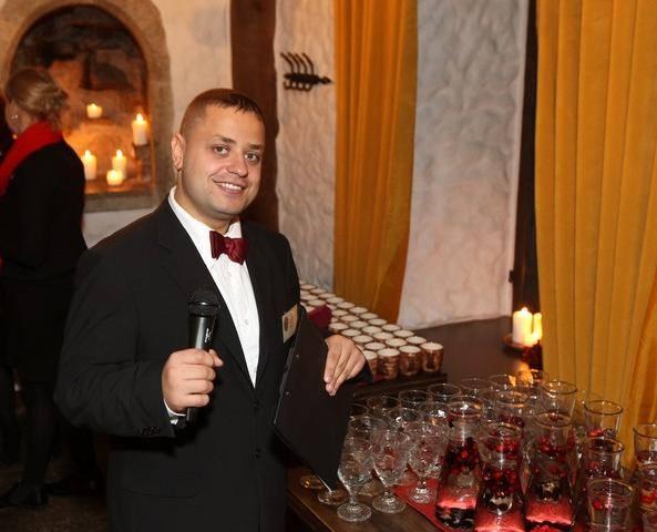 Intervjuu õhtujuhi ja pulmaisa Ilja Golombiga
