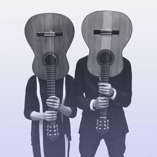 Kitarriduo Taavi & Paula
