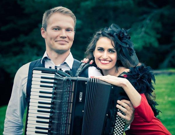 Triin Lellep & Mikk Langeproon Duo