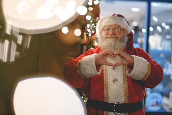 Kuidas leida see kõige õigem jõuluvana?