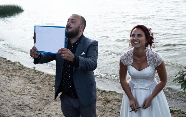 Intervjuu õhtujuhi ja pulmaisa Vlatz Albrantiga