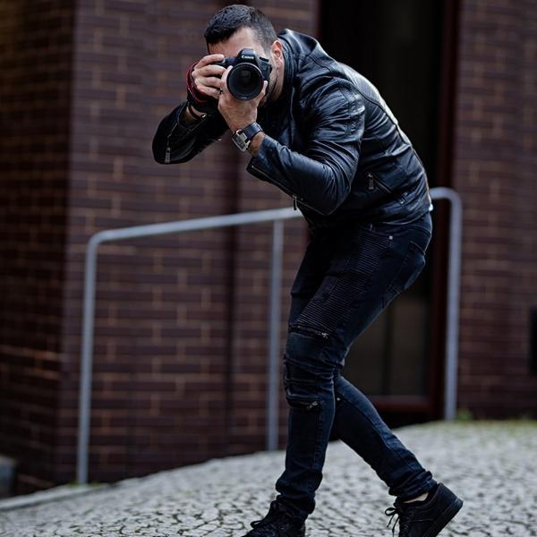 Fotograaf Dmitri Diaz