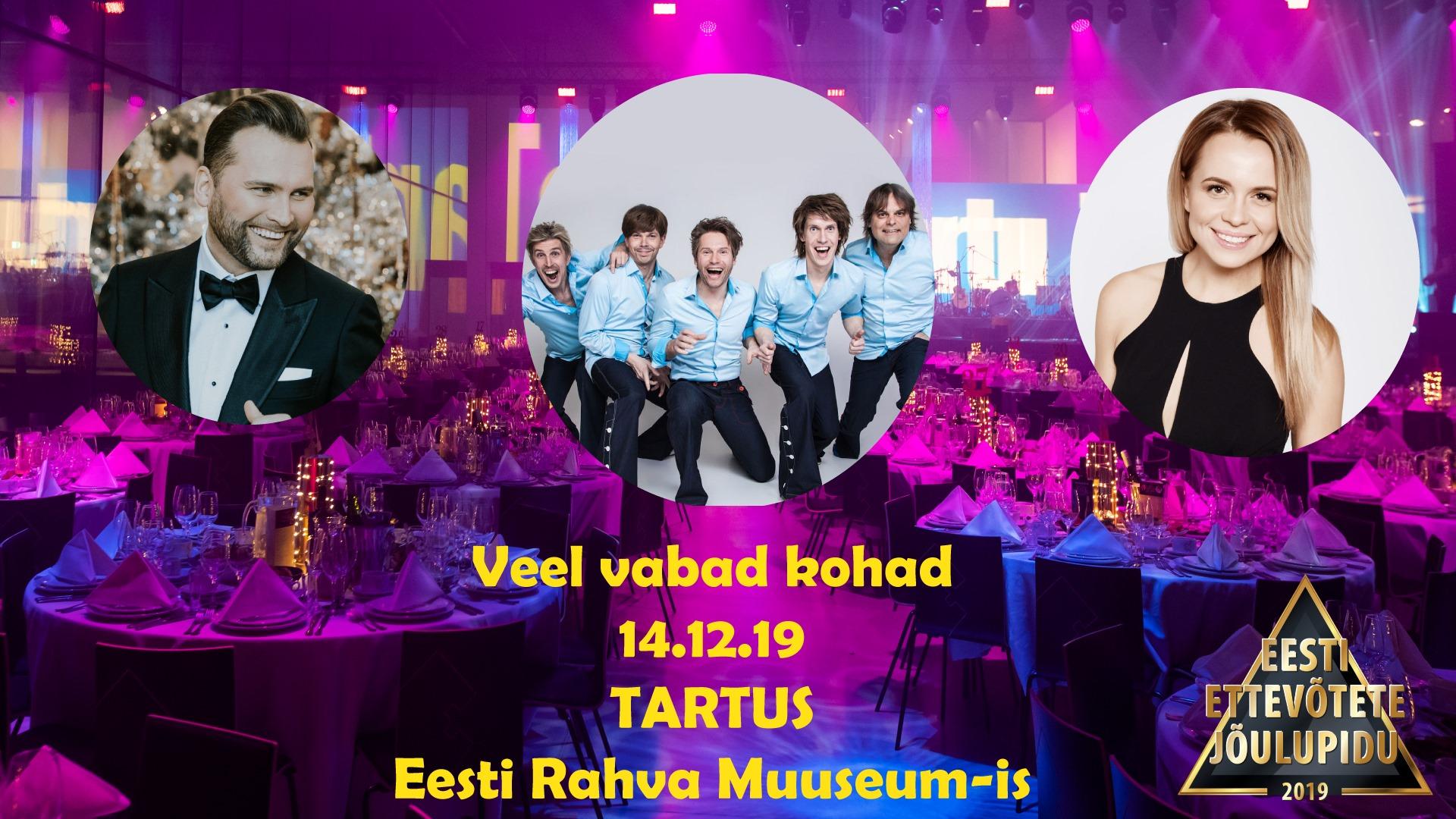 Eesti Ettevõtete Jõulupidu